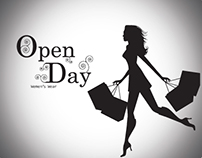 Open Day - women wear