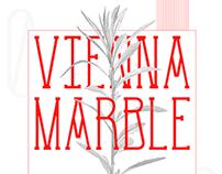 Vienna Marble Typeface (Free)