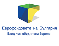 Logo for EU funds in Bulgaria