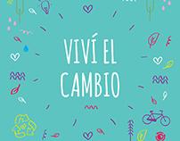 SONY . Vive el Cambio . Stores & Offices