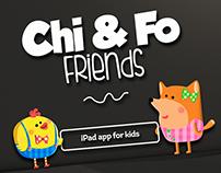 Kid's iPad App