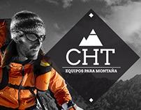 Rediseño web CHT Equipos