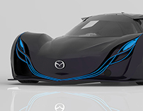 My First 3D Car - Mazda Furai