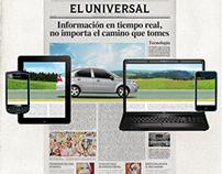 Chevrolet Ad. Award winning.