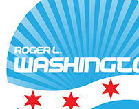 GRAPHIC DESIGN_Roger L. Washington Campaign Logo