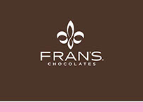 Fran's Chocolates Brochure
