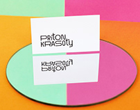 Identity for the creative dyes studio