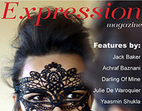Expression Magazine Issue #04 (January 2015)