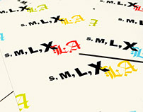 S,M,L,XLa Logotype