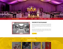 Tulip Islamabad - Responsive web design