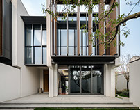 Jinghope Villas - SCDA Architects