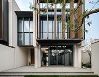 Jinghope Villas - SCDA Architects
