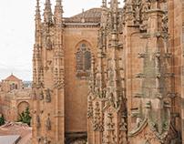 Birthday road trip - Avila, Salamanca & pueblitos