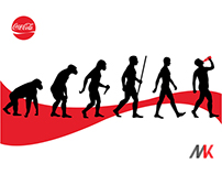Coca Cola - Evolution