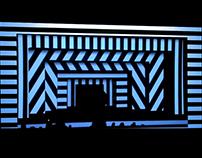 VIDEO MAPPING CIUDAD DE LAS IDEAS PUEBLA 2014