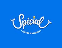 Special Animal Centre - Visual Identity