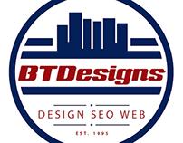 BTDesigns Logo