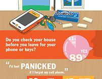 Gum Habits Infographic