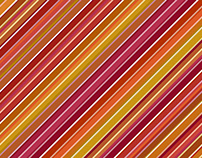 FREE Vector: Diagonal Colorful Stripe Background