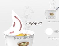 S-cup noodle