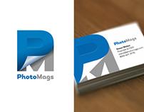 PhotoMags Branding & Identity
