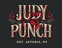 Judy & Punch Branding