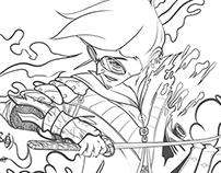 EGY - manga`s art book contribution