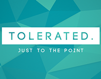 Tolerated.