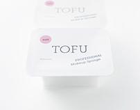 TOFU makeup sponge