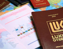 "Annual report Lukoil ""Passport"""