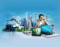 Wireless Technology Company Website