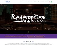 Website for Prosper Games Studio