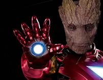 Iron Groot