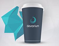 Devarium - Logo & brand identity