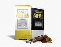 Packaging | Stella Chocolate