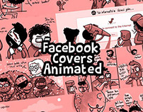 Facebook Covers Animated