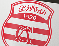 Club Africain logo redesign
