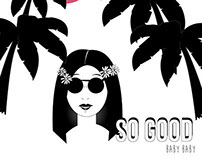 illustration - so good (baby baby!)