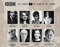 Houdini History non-public website