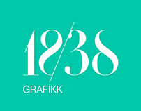 1838grafikk. Self-branding