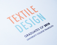 Textiles Graduates Catalogue, 2010
