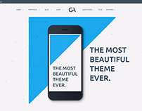 Gravedona - Responsive Multi-Purpose Theme