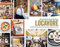 Delicious Locavore: Australia's best Italian