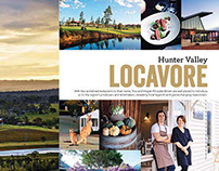 Delicious Locavore: Hunter Valley