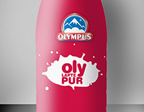 Olympus Milk Packaging Proposals