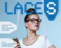 LACES magazine, ANWR GARANT Nederland