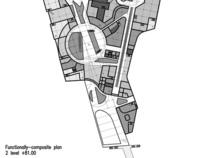 Торговый комплекс с музеем / Shopping mall
