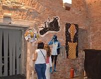 Artbeat 2 exhibition || Osijek, Croatia || August, 2014