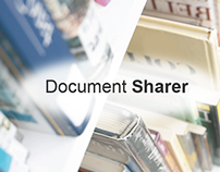 Documents Share Platform - Design Project