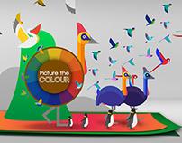 NGC Jurong Bird Park contest Spot 2011